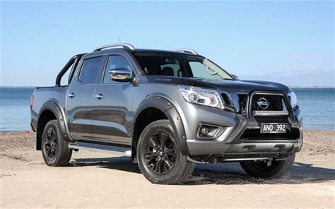 Nissan Navara 4k Wallpapers by Wallpapers Nissan Navara N Sport Black Edition
