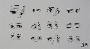 Disney eyes practice by dennia on DeviantArt