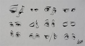 Disney eyes practice by dennia on DeviantArt