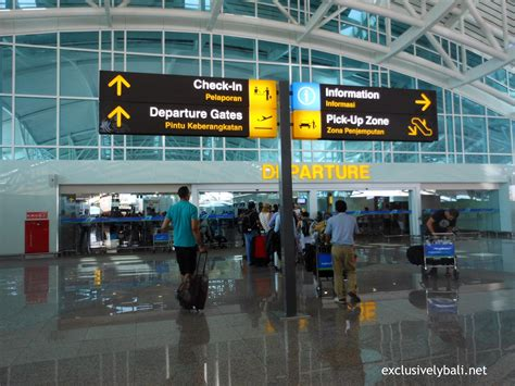 denpasar international airport exclusively bali