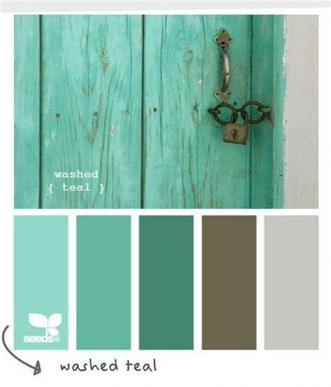 teal color schemes for bedrooms washed teal color scheme color inspiration 19942 | f0e44670aaaa2755dc3a9432ad63eccb