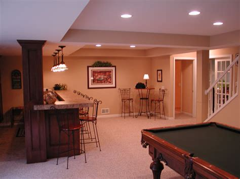 Basement Finishing & Remodeling Contractor Company In Columbus