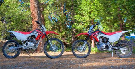 Choosing The Right Sized Dirt Bike