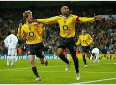 UEFA Champions League Real Madrid v Arsenal 14 of 107
