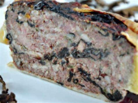 cuisine du chevreuil recettes de terrine de chevreuil de cuisine maison