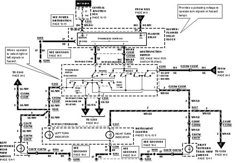 1999 Ford F350 Light Diagram 1996 Ford F-350 - Wiring Diagrams
