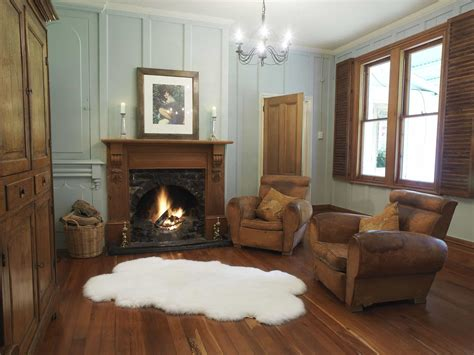 ideas  decorate   sheepskin rug custom home design