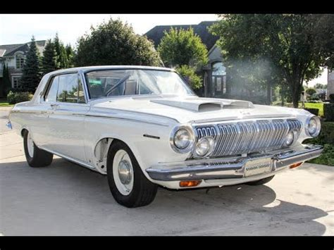 dodge polara  sale youtube