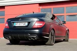 Mercedes Classe C Cabriolet Occasion : essai mercedes c63 amg coup motorlegend ~ Gottalentnigeria.com Avis de Voitures
