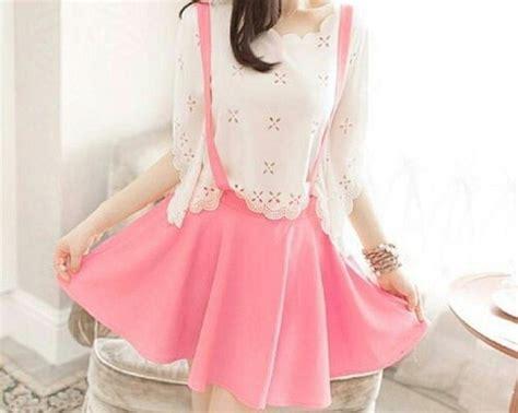 Blouse flower pattern blouse cute kawaii kawaiilabo cute blouse white blouse cute outfit ...
