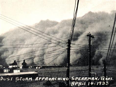 Dust Bowl Black Sunday (storm) April 14, 1935. Public