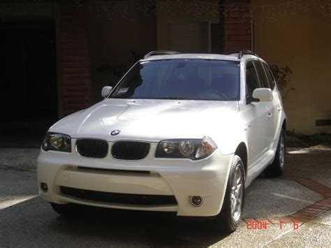 X3 Modification by Xtremex3 2005 Bmw X3 Specs Photos Modification Info At