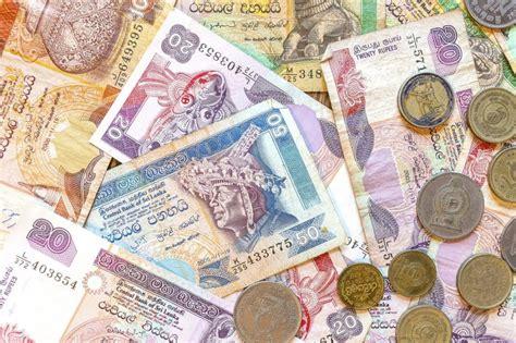 sri lankan rupee sri lanka exchange rate  economy info