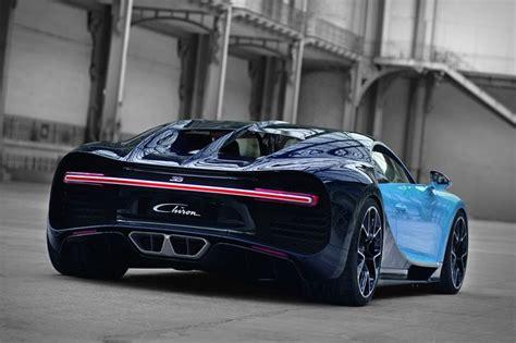 Bugatti Chiron Rear by Bugatti Chiron Rear Vehicles Bugatti