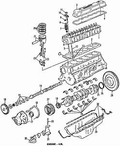 Ford Ltd Crown Victoria Engine Crankshaft Seal  Pick  Vans