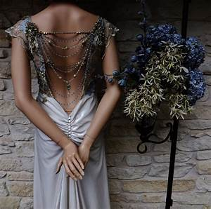 custom great gatsby style wedding dress beige velvet blue gold With gatsby style wedding dress