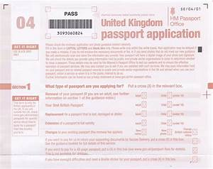 first british passport application form download With documents 4 passport