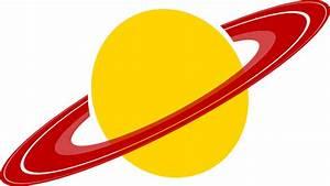 Saturn Planet Cartoon - ClipArt Best - ClipArt Best