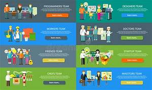 Team Work Concept  People Work With Finance Charts And