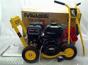 Mclane Reel Mower Parts Diagram