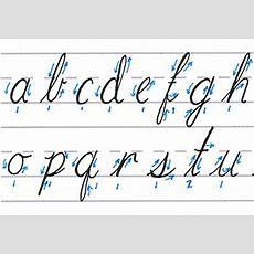 Mastering Calligraphy How To Write In Cursive Script — Tuts  Artsy  Cursive Calligraphy