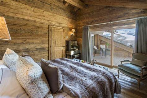 chalet chambre déco chalet montagne 99 idées pour la chambre à coucher