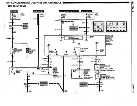 Gm A C Compressor Wiring Diagram gm air conditioning wiring diagram gmc schematic symbols