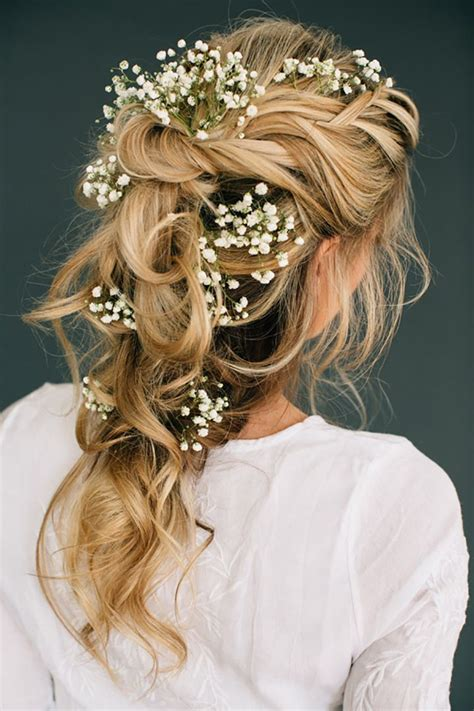 Country Wedding Hairstyles Project Royale