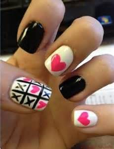 Cute for valentines day nail designs
