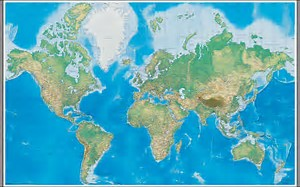 Image result for map of world