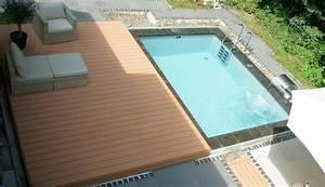 Schwimmbecken Für Garten : poolabdeckung als terrasse f r das garten schwimmbecken ~ Michelbontemps.com Haus und Dekorationen
