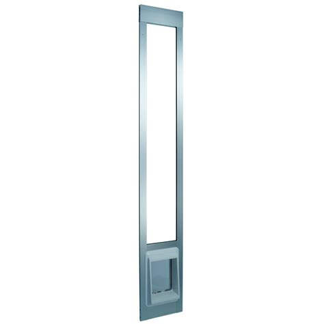 electronic patio pet door electronic patio pet door silver