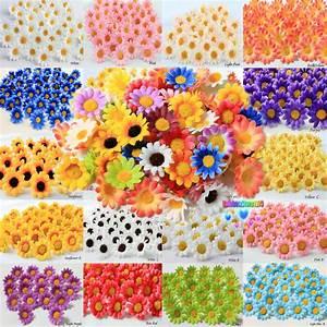 100X 50X Daisy ... Silk Flowers