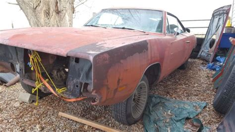 1969 dodge charger project car general no reserve for sale technical specifications
