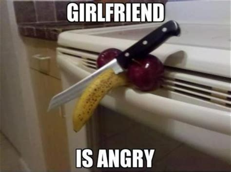 Angry Boyfriend Meme - girlfriend is angry funny pictures dump a day