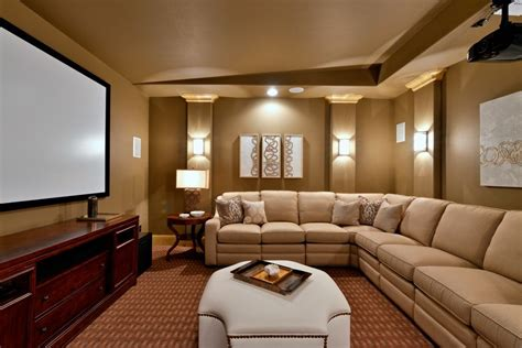 Sconces Definition With Traditional Home Theater Also