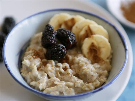 basic oatmeal recipe the only basic oatmeal recipe you ll ever need cooking light