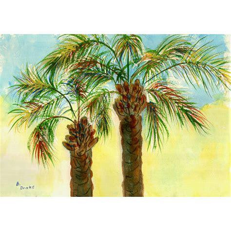 palm tree doormat palm trees door mat