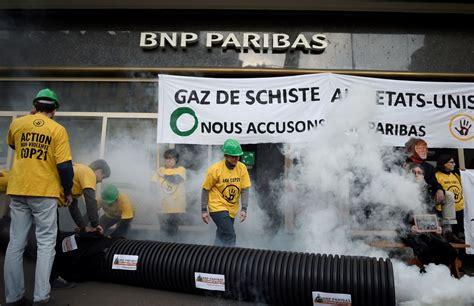 siege de la bnp bnp ne financera plus les groupes spécialisés dans les gaz