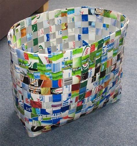 tetrapack bag upcycling t 252 te basteln