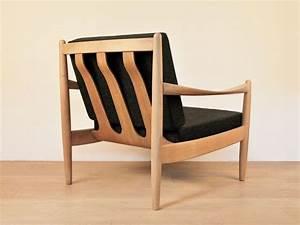 Fauteuil Vintage Scandinave : fauteuil scandinave vintage hetre maison simone nantes ~ Dode.kayakingforconservation.com Idées de Décoration