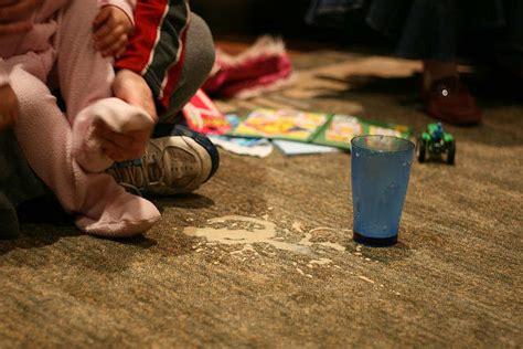 clean carpet milk spills vacuum companion