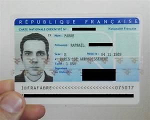 Carte D Identité Provisoire : carte d identite ~ Medecine-chirurgie-esthetiques.com Avis de Voitures