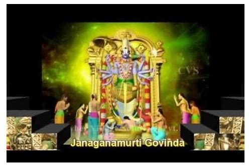 srinivasa govinda song in tamil download