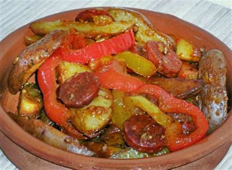 recette de cuisine en espagnol recette pommes de terre à l 39 espagnole cuisinez pommes de