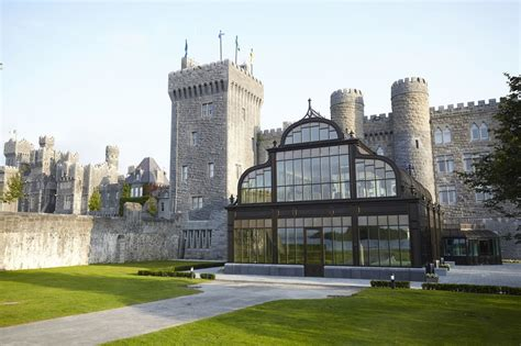 architectural homes ashford castle spa architectural digest