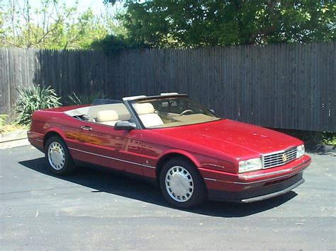 87 Cadillac Allante by Faster Than They Look Top Ten Factory Sleepers Pomona