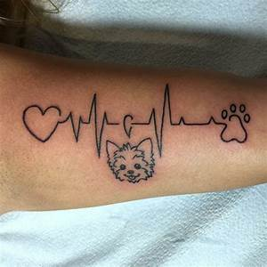 70 Diseos De Tatuajes De Corazones Para Mujeres Mundo fotos de tatuajes de latido de coraz 243