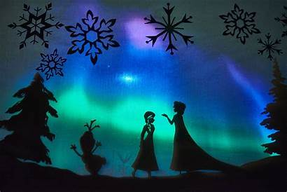 Puppet Shadow Frozen Disney Theater Musical Cruise