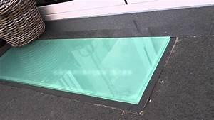Ceranfeld Abdeckung Glas : begehbares glas f r den fu boden oder als kellerschacht ~ Michelbontemps.com Haus und Dekorationen